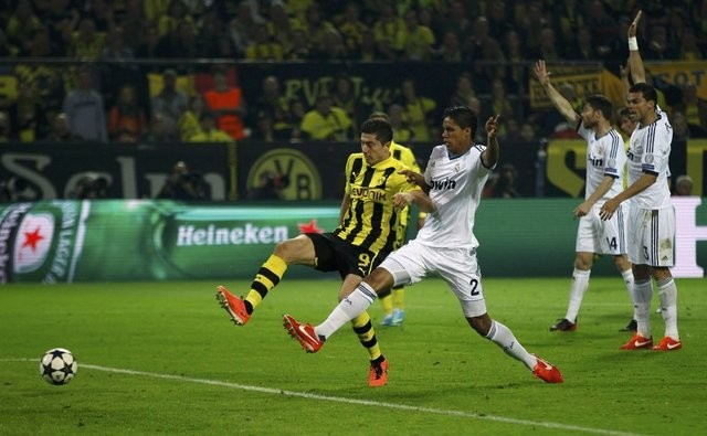 Borussia Dortmund & Real Madrid