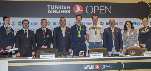 Turkish Airlines Open Golf Turnuvası'na  bir destek de OPET'ten….